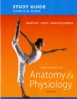 Study Guide for Fundamentals of Anatomy & Physiology - Book