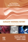 Surgery Morning Report: Beyond the Pearls E-Book - eBook