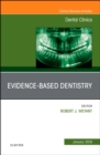 Evidence Based Dentistry, An Issue of Dental Clinics of North America - Book