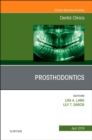 Prosthodontics, an Issue of Dental Clinics of North America - Book