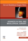 Advances in Oral and Maxillofacial Surgery - Book