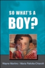 SO WHATS A BOY - Book