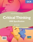 OCR AS Critical Thinking 2008 Specification Resource Pack (+CD) - Book