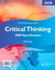 OCR A2 Critical Thinking 2008 Specification Resource Pack (+CD) - Book