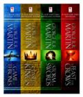 A Game of Thrones 4-Book Bundle : A Song of Ice and Fire Series: A Game of Thrones, A Clash of Kings, A Storm of Swords, and A Feast for Crows - eBook
