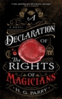 A Declaration of the Rights of Magicians - Book