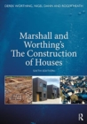 Marshall and Worthing's The Construction of Houses - Book