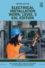 Electrical Installation Work: Level 3 : EAL Edition - Book