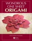 Wondrous One Sheet Origami - Book