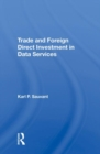 Trade And Foreign Direct Investment In Data Services - Book