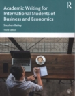 Academic Writing for International Students of Business and Economics - Book