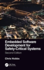 Embedded Software Development for Safety-Critical Systems, Second Edition - Book