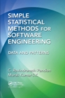 Simple Statistical Methods for Software Engineering : Data and Patterns - Book
