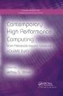 Contemporary High Performance Computing : From Petascale toward Exascale, Volume Two - Book