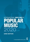 International Who's Who in Popular Music 2020 - Book