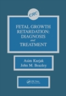Fetal Growth Retardation : Diagnosis and Treatment - Book