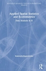 Applied Spatial Statistics and Econometrics : Data Analysis in R - Book