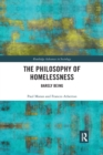 The Philosophy of Homelessness : Barely Being - Book