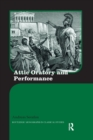 Attic Oratory and Performance - Book