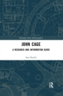 John Cage : A Research and Information Guide - Book