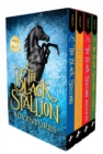 The Black Stallion Adventures 4 Volume Boxed Set - Book