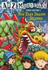 A To Z Mysteries Super Edition #5 : The New Year Dragon Dilemma - Book