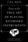 Essay on the True Art of Playing Keyboard Instruments - Book