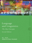 Language and Linguistics: The Key Concepts - Book