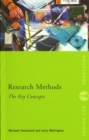 Research Methods: The Key Concepts - Book