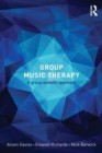 Group Music Therapy : A group analytic approach - Book