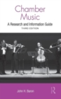 Chamber Music : A Research and Information Guide - Book