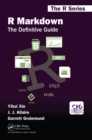 R Markdown : The Definitive Guide - eBook