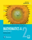 Pearson Edexcel International GCSE (9-1) Mathematics A Student Book 2: print and ebook bundle - Book