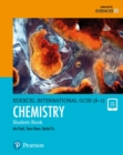 Pearson Edexcel International GCSE (9-1) Chemistry Student Book - Book