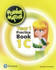 Power Maths Year 1 Pupil Practice Book 1C - Book