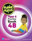 Power Maths Year 4 Pupil Practice Book 4B - Book