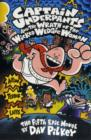 Captain Underpants and the Wrath of the Wicked Wedgie Woman - Book