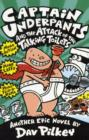Captain Underpants and the Attack of the Talking  Toilets - Book