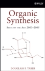 Organic Synthesis : State of the Art 2003 - 2005 - eBook