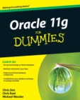 Oracle 11g For Dummies - Book
