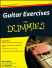 Guitar Exercises For Dummies - Book