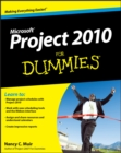 Project 2010 For Dummies - Book