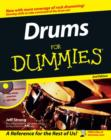 Drums For Dummies - Book