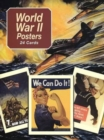 World War II Posters - 24 Art Cards - Book
