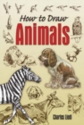 How to Draw Animals - Book