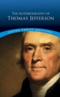 Autobiography of Thomas Jefferson - Book