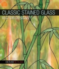 Classic Stained Glass Vector Designs - Book