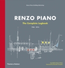 Renzo Piano: The Complete Logbook - Book