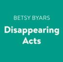 Disappearing Acts - eAudiobook