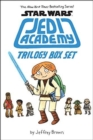 Trilogy Box Set (Star Wars: Jedi Academy) - Book